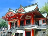 現在の淡島神社本殿