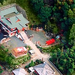 淡島神社全景